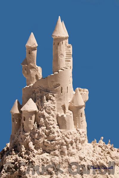 Siesta Key Sand Sculpture  - May 7, 2011