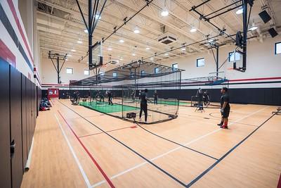 2019 New Hennessy Gym