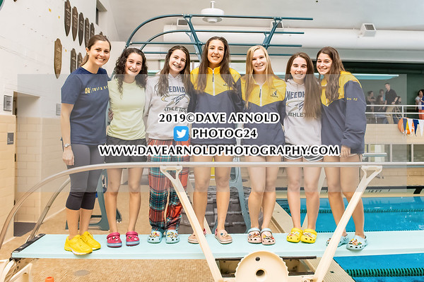 9/16/2019 - Girls Varsity Diving - Needham