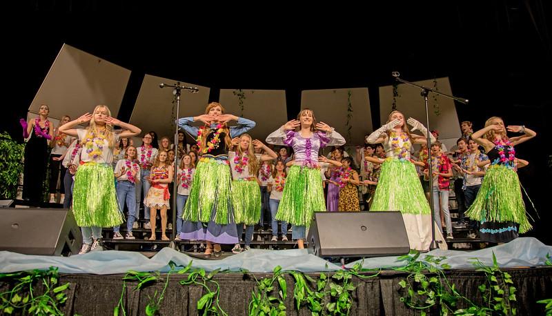 Disney choir 2019