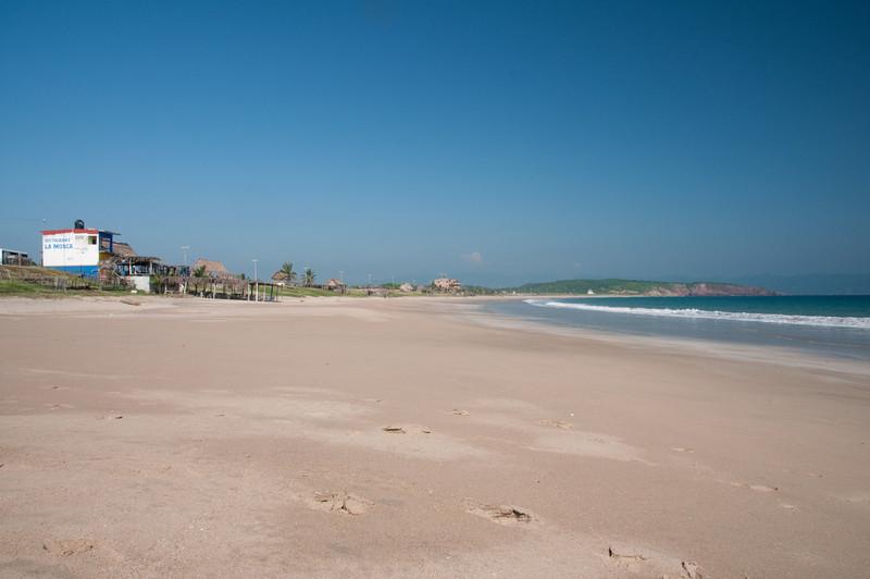 Tenacatita Beach Scene