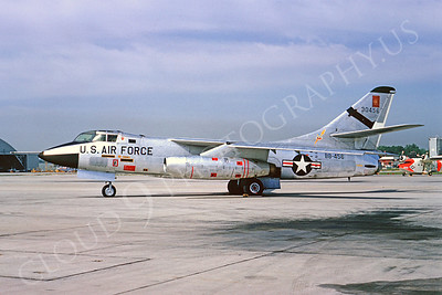 USAF Douglas RB-66 Destroyer Military Airplane Pictures
