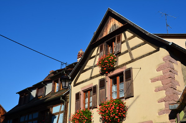 Villages d'Alsace