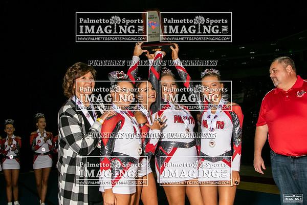 Palmetto-2019 Cheerleading Championship