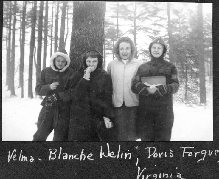 1940-41 Velma BW DF Virginia snow.jpg