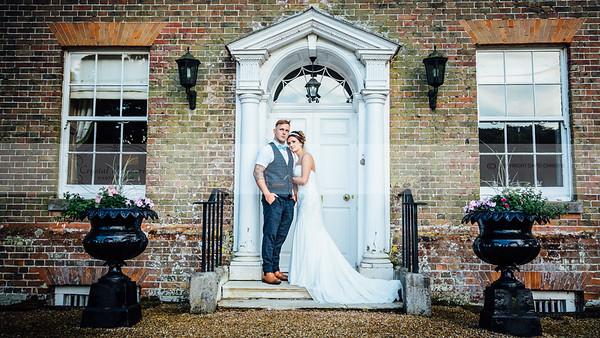 Louise & Leighton wedding