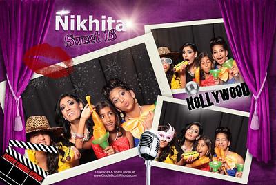Nikhita Sweet 16