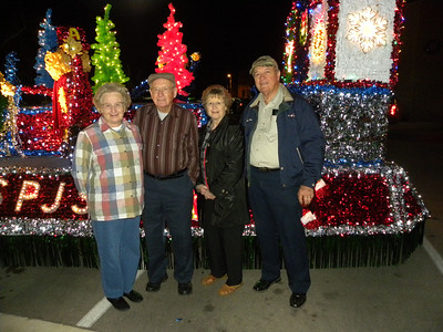 Home Office Open House/Temple Christmas Parade