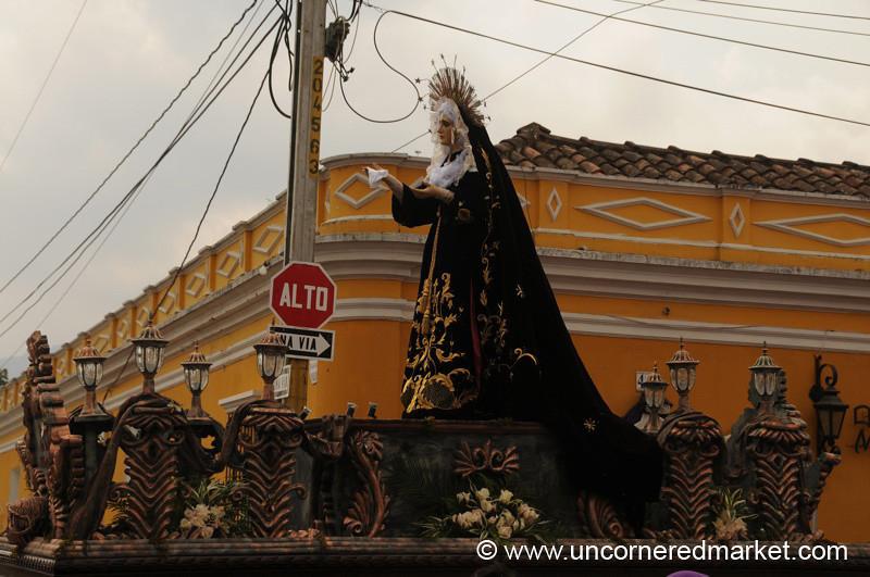 Semana Santa Procession - Antigua, Guatemala