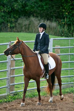 English ADULT Equitation, Pleasure