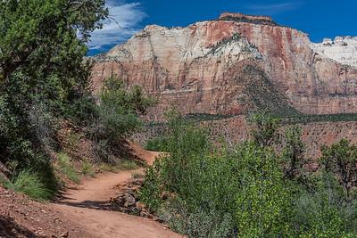 Zion National Park and vicinity