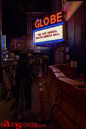 Wastelander's Cyberpunk Ball 2020 Globe Theater, LA
