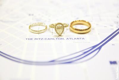 Ritz Carlton Atlanta - Courtney + Bill - Six Hearts Photography