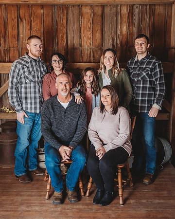 Buettner Family