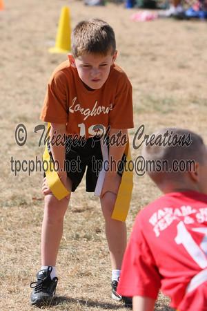 Flag Longhorns vs Hoosiers