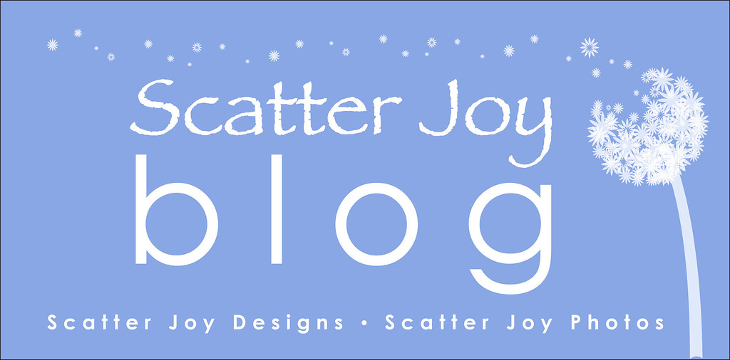 Scatter Joy Blog