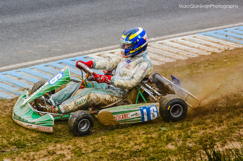 Motorsport Ireland Karting Championship 2014 - Round 2 - Whiteriver