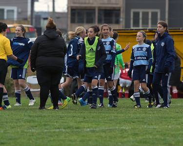 2015 - U14 Club National's St. John's