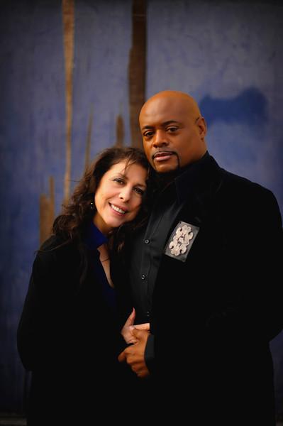 Sean and Rosa Johnson