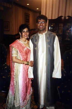 Harini weds Rajan