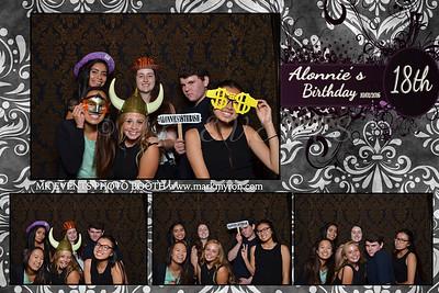 Alonnie's Birthday