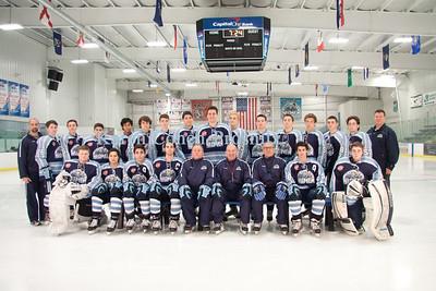 NJ Hitmen Team Photos