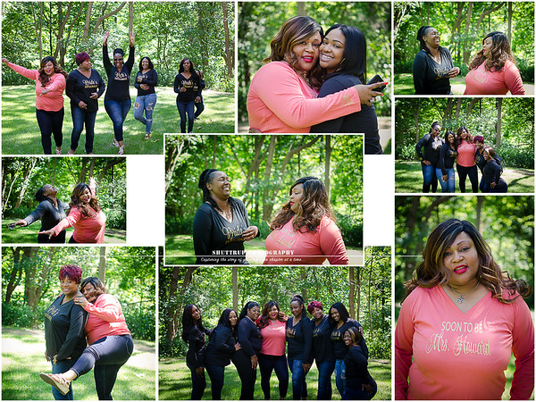 Constant Bridal Party Photos