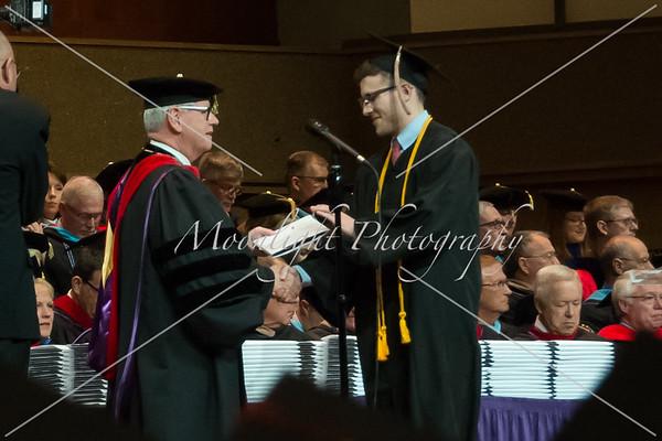 Mitchie's Graduation