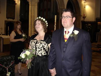 Georgie & Iains Wedding