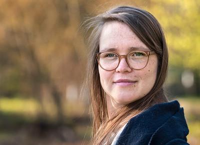 Ayoe i Frederiksberg have april 2019