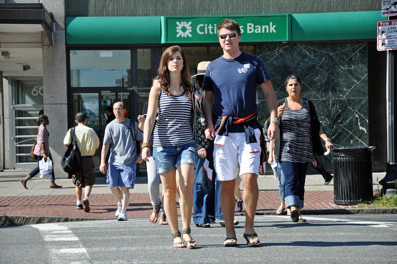 Boston - Ronald and Heather walking across the street.jpg