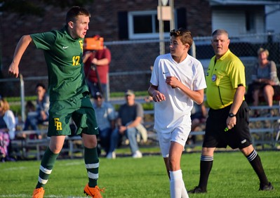 HS Sports - Riverview at Flat Rock Boys' Soccer 19