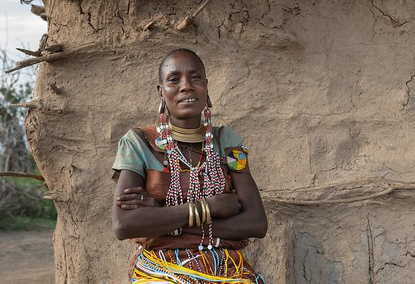 Maasai and Mang'ati, Tanzania