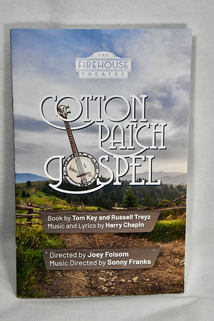 5-7-2021 Cotton Patch Gospell @ Firehouse Theatre