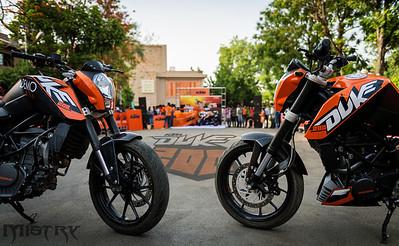 KTM Panchavati Stunt Event
