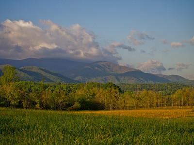 Smoky Mountain with Lynn