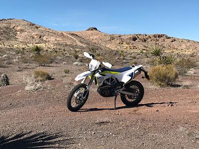 2019-02 Husky 701 First Ride