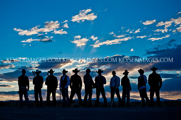 Young Guns - Chaparral Baseball 2012