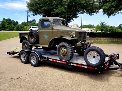 DODGE 1941 WC-14 PICK UP