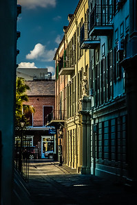 Street Scenes and Architecture