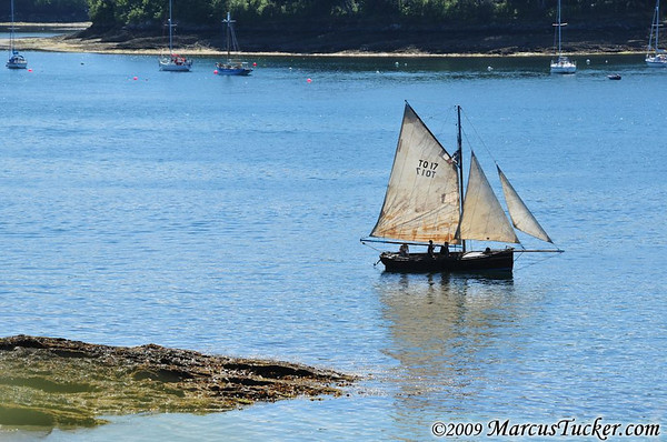 June 2009 - Scenes of St Mawes