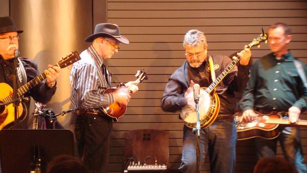 2012-01-12 Playing @ the Plaza-Lard Bucket Bluegrass