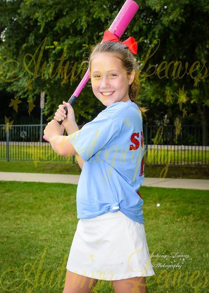 2&3G Pixiesticks - TNYMCA Softball Spring 2016