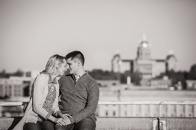 Ryan and Blair ~ An Engagement Session