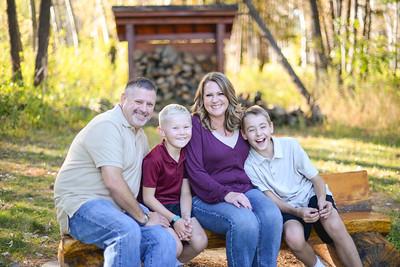 Betts Family Fall 2019
