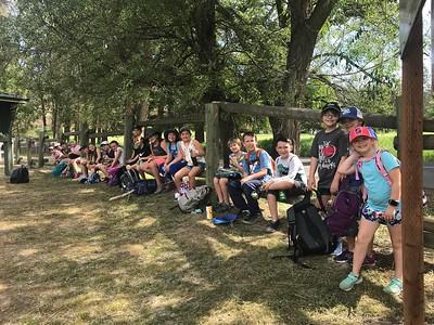 LS 3rd Hike to Spokane House 5-25-18