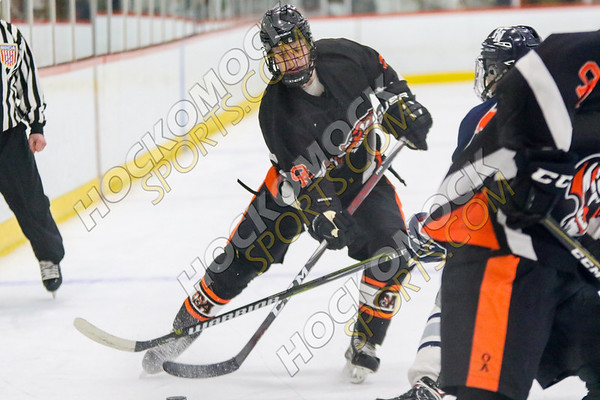 Oliver Ames-Plymouth North Boys Hockey - 02-27-19