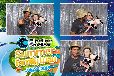 Pipeline Studios Family Fun Luau 2018