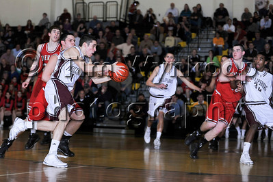 Phillipsburg Varsity Boys BB v. Hunterdon Central