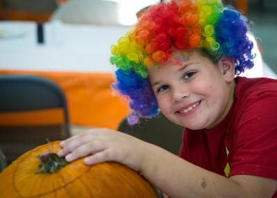 Halloween Carnival, Chili & Pumpkin Carving